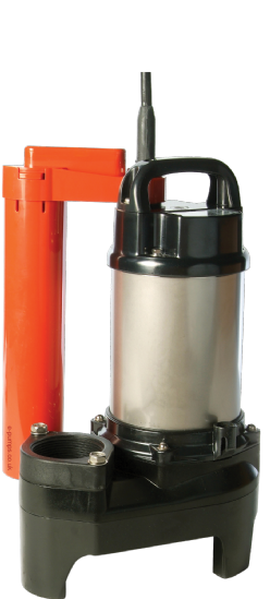 Tsurumi Pumps | POMA Domestic Submersible Pump  | e-pumps.co.uk